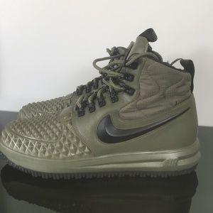 Nike LF1 Duckboot 17 Olive Black Air Force 1 Boot